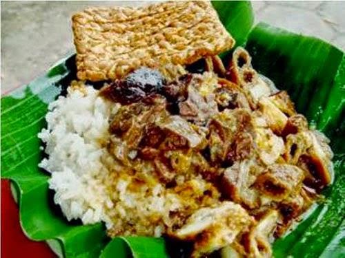 Nasi Kentut dari Medan