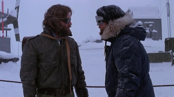 The Thing, directed by John Carpenter