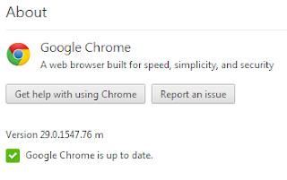 Google Chrome 29.0.1547.76 FINAL