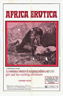 Africa Erotica 1970 aka Jungle Erotic