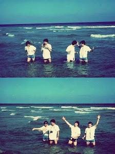 La felicidad en 4 pequeñas personas :)