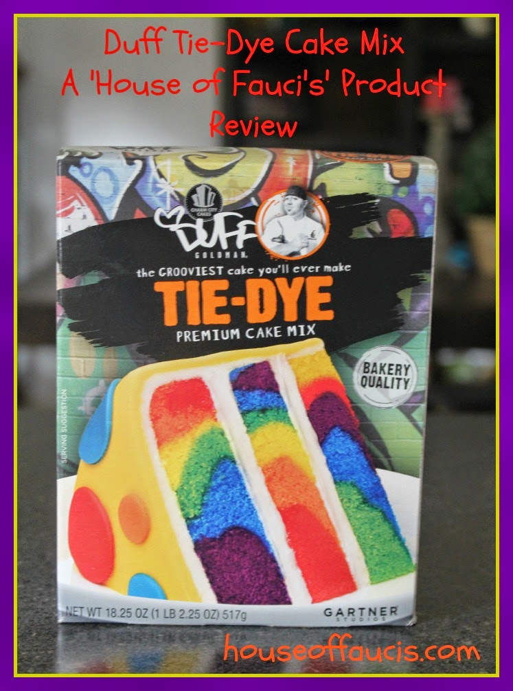 Duff Cake Mix Review