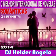 CD-O MELHOR INTERNACIONAL DE NOVELAS ROMANTICAS CD-SEM VINHETAS