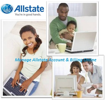 How to manage Allstate Account & Billing online?