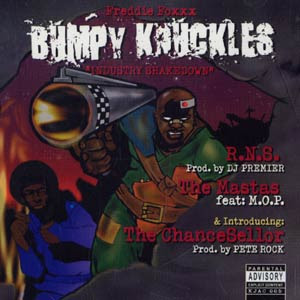 Bumpy Knuckles – R.N.S / The ChanceSellor (VLS) (2000) (320 kbps)