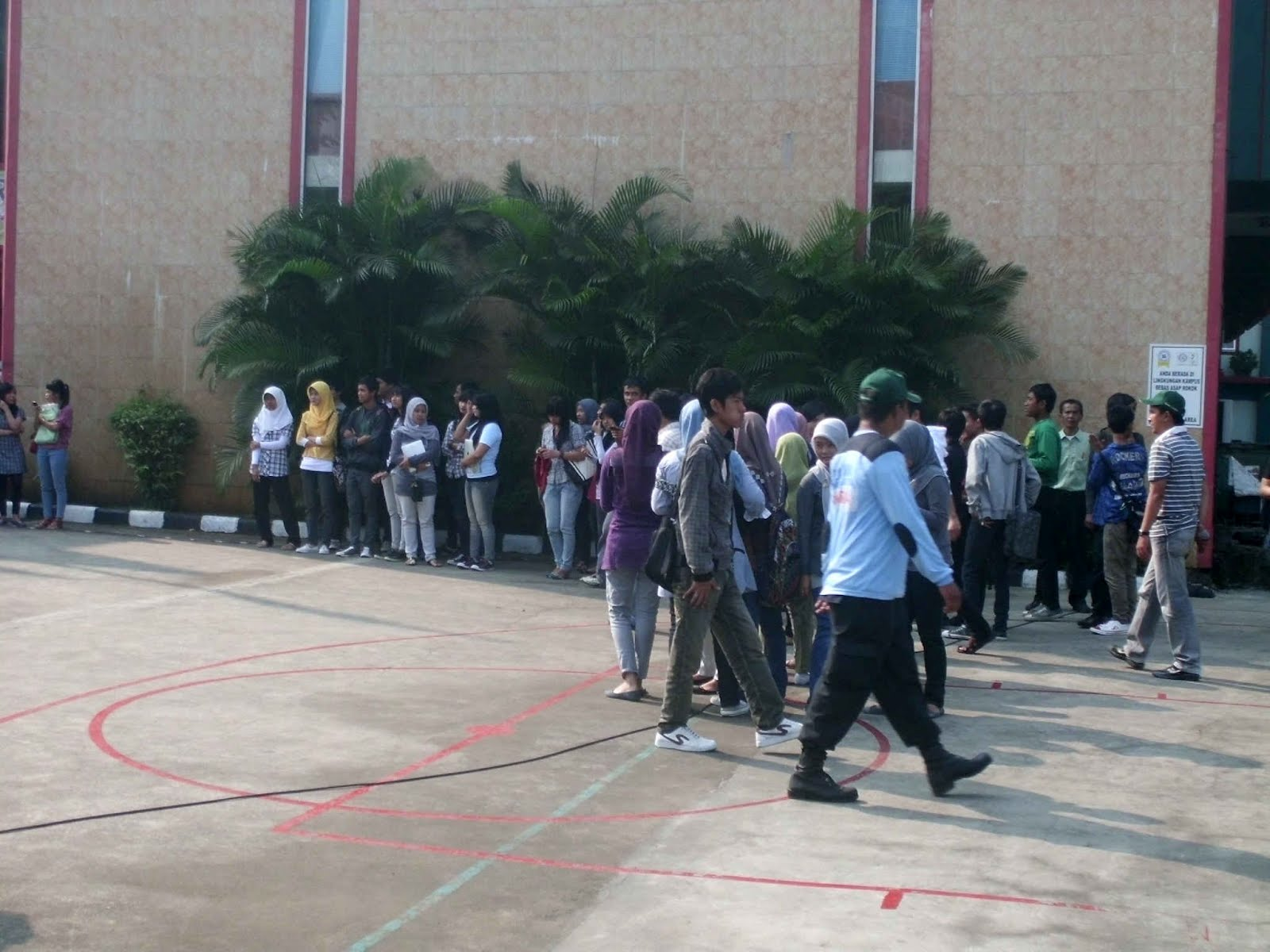 DAHSYAT @RCTI in Green Campus Raharja - MAVIB
