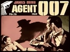 JAMES BOND MOVIE REVIEWS