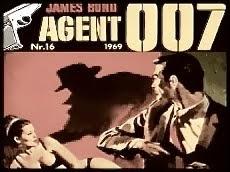 JAMES BOND MOVIE REVIEWS