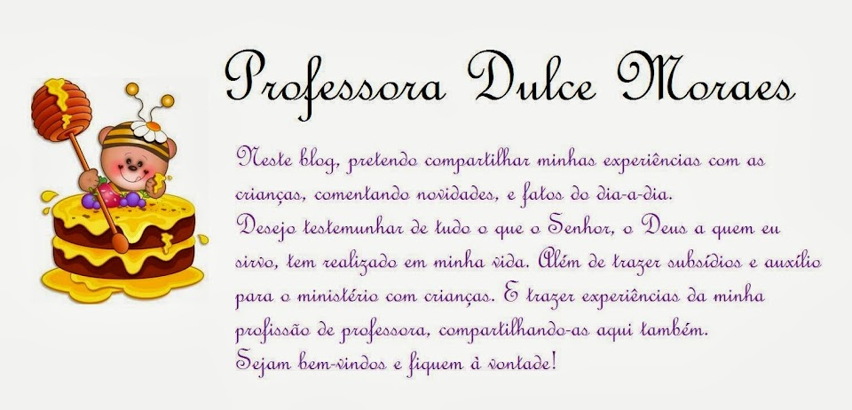Professora Dulce Moraes