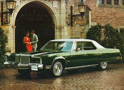 Autorama 70: Chrysler New Yorker Brougham (1977)