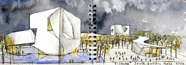 08-Steven-Holl-Wins-Qingdao-Culture-and-Art-Center-Competition