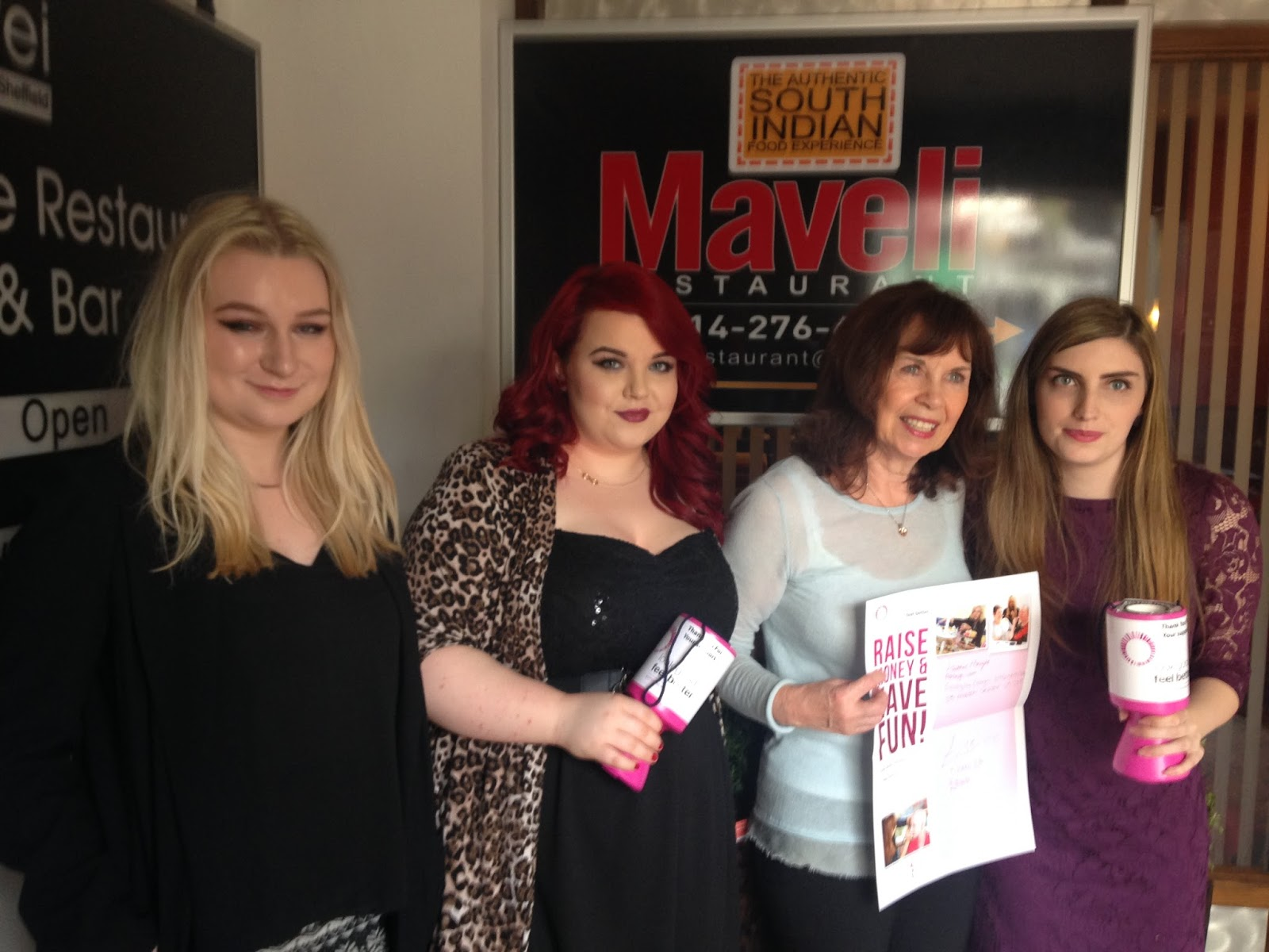#SheffieldBBloggers Event, Sheffield Blogger event, Georgina Grogan, shemightbeloved
