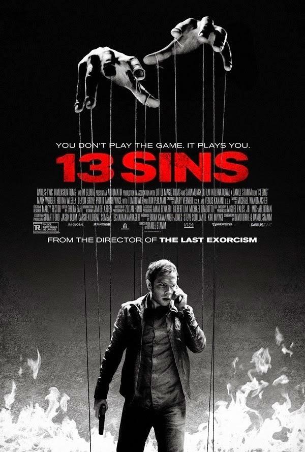13 Sins 2014 เกม 13 เล่น ไม่ รอด