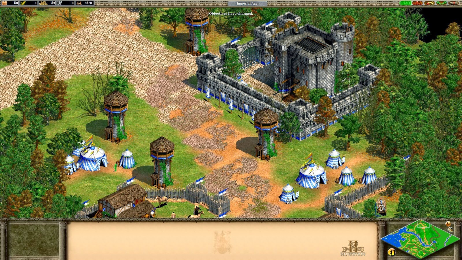 Download Age regarding Empires 2 HD compressed Full PC Game