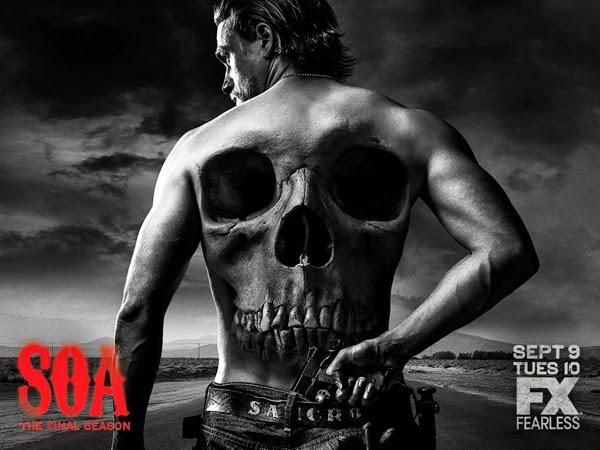 Foi divulgado o primeiro trailer completo da sétima e última temporada da série 'Sons of Anarchy'