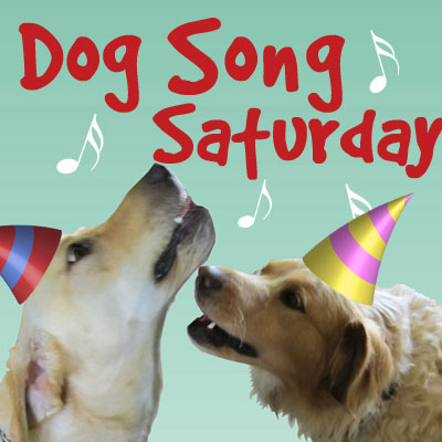 Talking Dogs at For Love of a Dog: Dog Song Saturday ... Saturday Dog