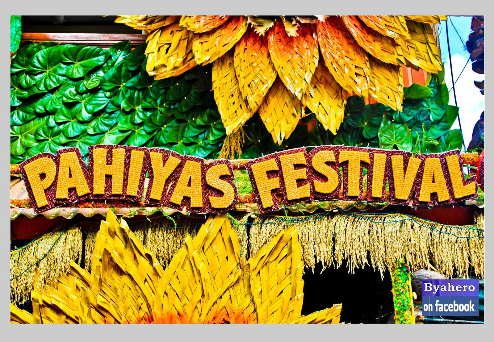 Pahiyas festival in Lucban, Quezon Philippines 16