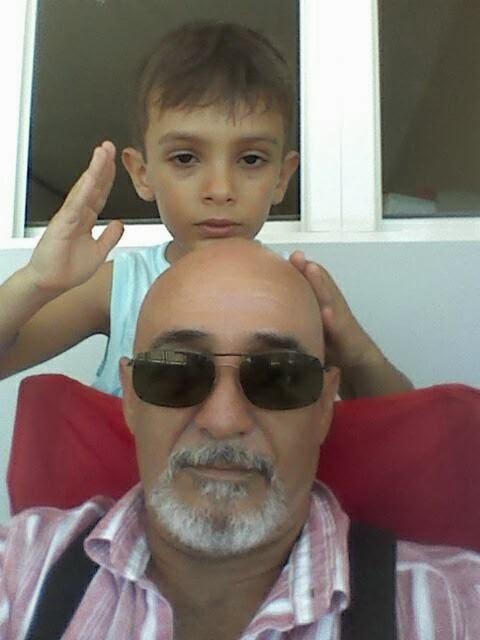 Tamboreando con Papa