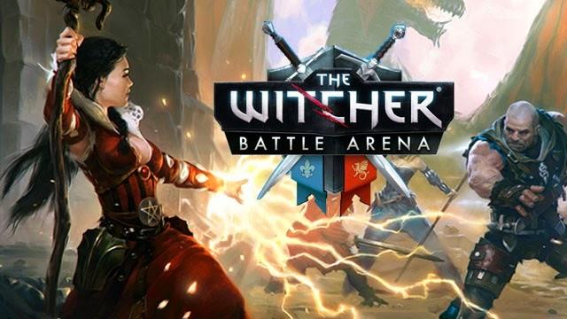 The Witcher Battle Arena v1.0.4 + (Mod) [Link Direto]