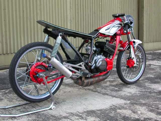 Gambar Motor Drag Yamaha RX King