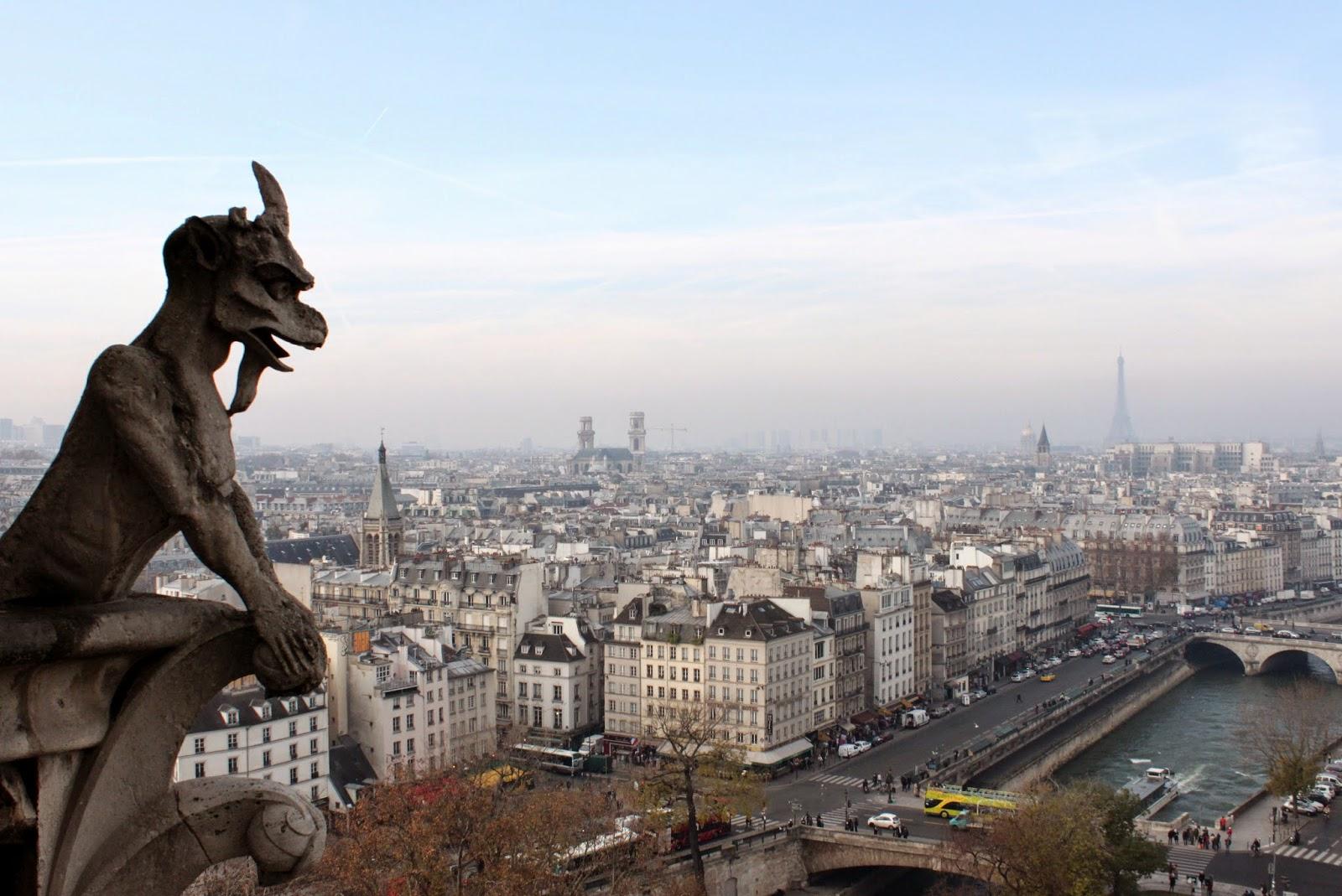 Torre Notre Dame París