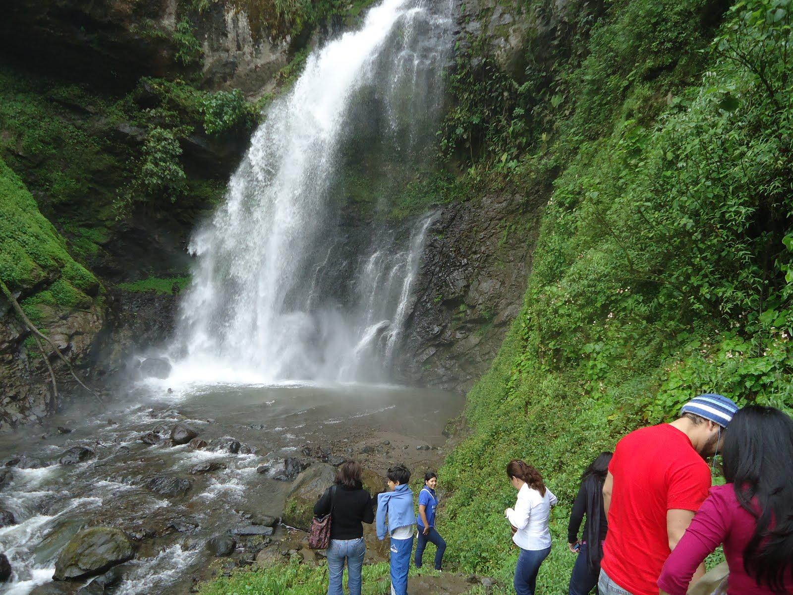 CASCADA DE PANAMA, CERCA DE HUIGRA