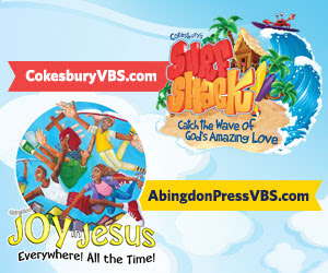 VBS 2016 - Cokesbury/Abingdon Press