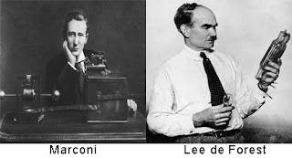 Marconi ve Le de Forest