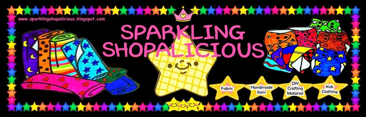 Sparkling Shopalicious
