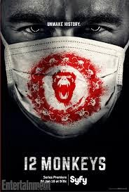 Assistir 12 Monkeys 1 Temporada Online