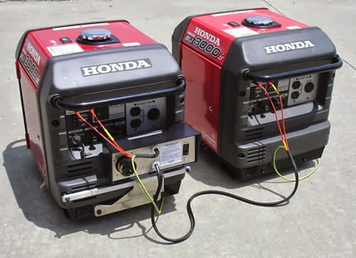 Rex And The Bass  Honda Eu3000is Portable Generator Review
