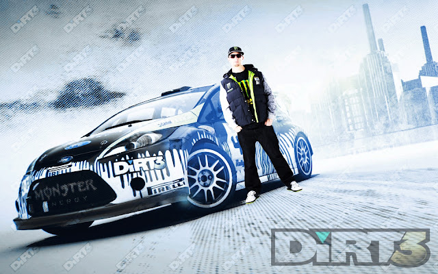 Ken Block Wallpaper