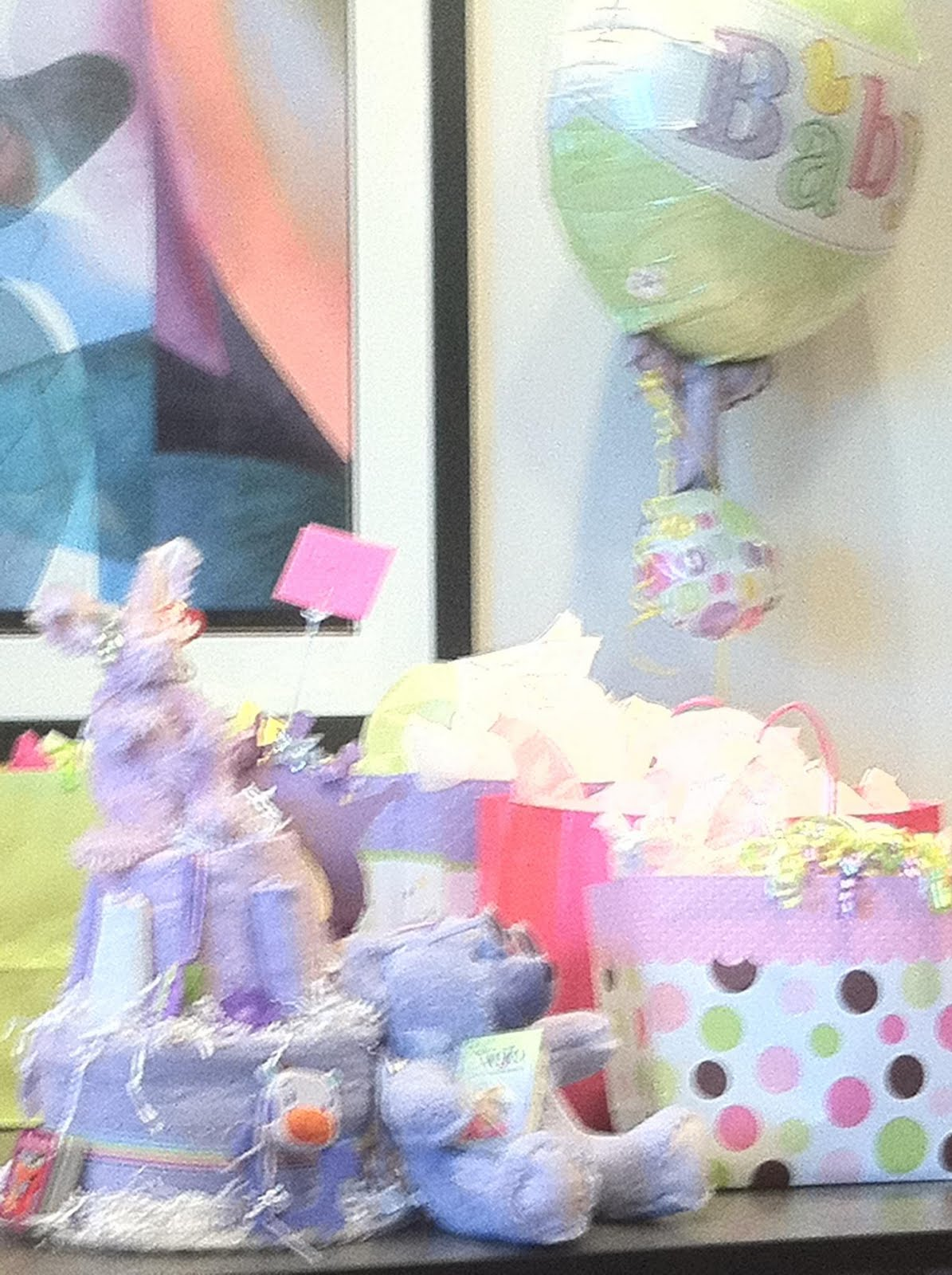 the road less traveled work baby shower