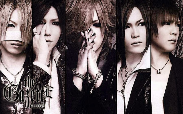 Gambar The GazettE
