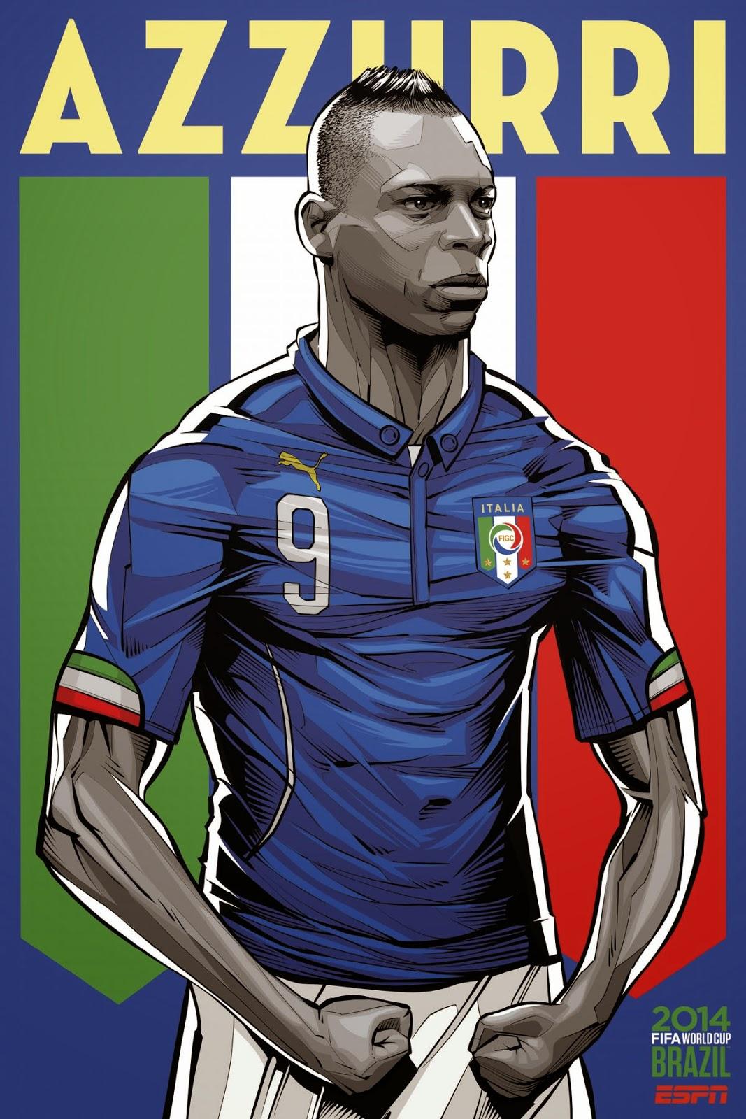 Italy Team FIFA 2014