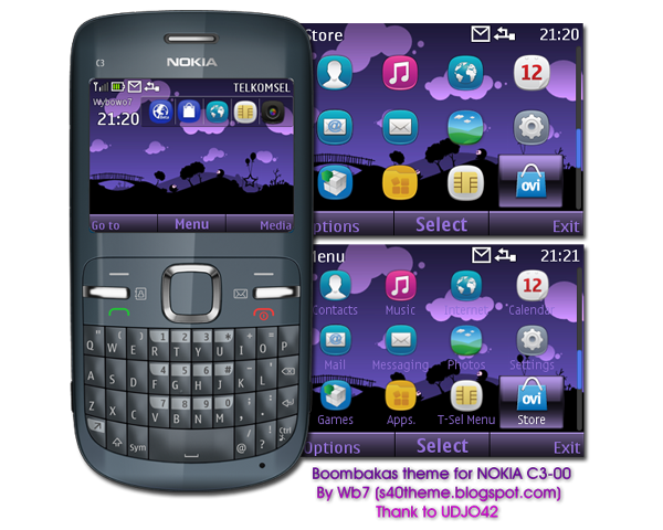 Download image cute themes for nokia c3 00 pc android iphone and