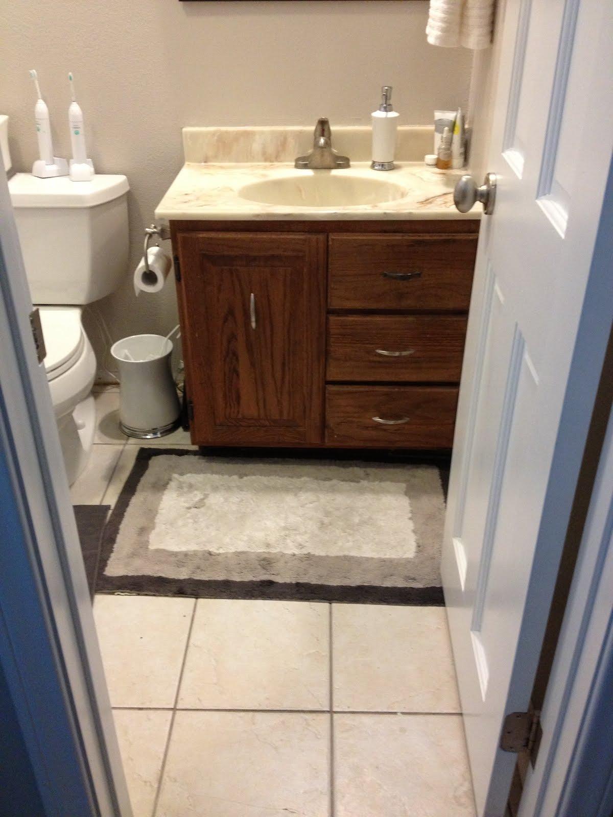 The Everyday Cinderella Replace Your Bathroom Vanity