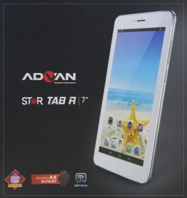 Advan Vandroid T1R STAR TAB