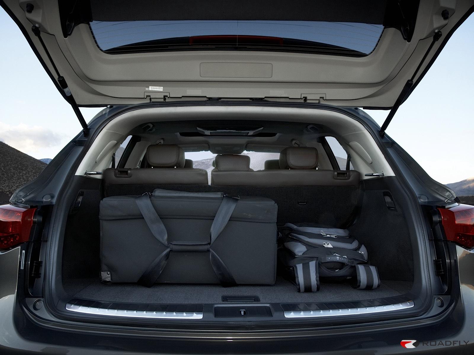 Infiniti fx 35 interior worldcar infiniti fx 35 interior vanachro Image collections