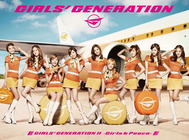 Girls & Peace; 2º Album Japonés {Completo} Snsd+2nd+japanese+album+girls+and+peace+(3)