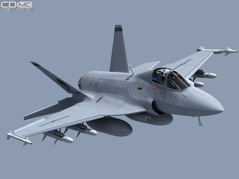 JF 17 Block 2 http://www.asian-defence.net/2012/02/jf-17-thunder-fighter-jet-project.html