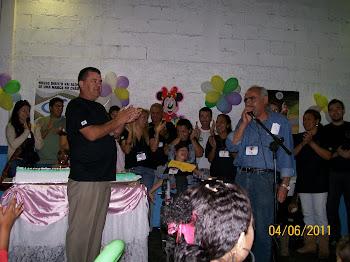 ANIVERSARIO DE UM ANO DE AAPNE-04/06/2011
