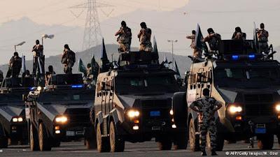 Arab Saudi Kirim Pasukan Khusus Anti-Terorisme