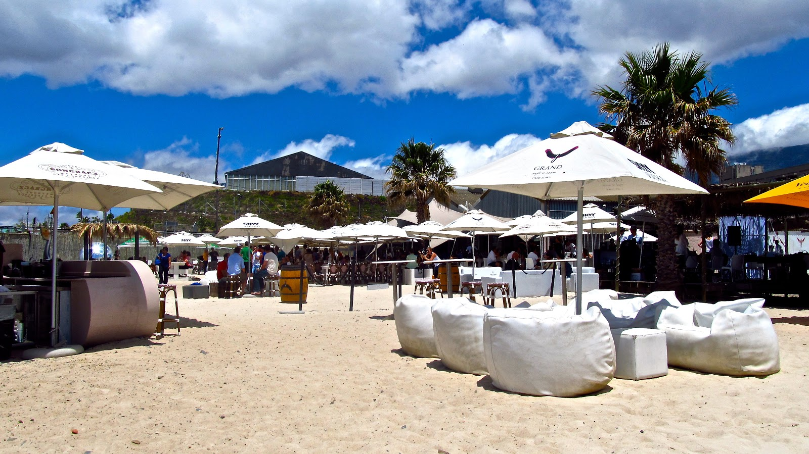 Grand Beach Cafe Waterfront