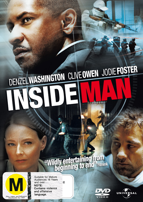 Inside Man full movie