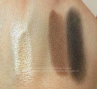 PuroBIO - Skin Tones palette swatches