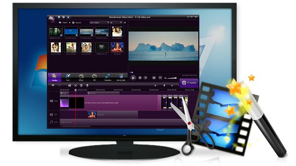 Download Wondershare Video Editor Terbaru Gratis