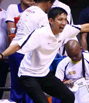 Nash Racela FEU 's New Head Coach For UAAP Season 76 Men's Basketball