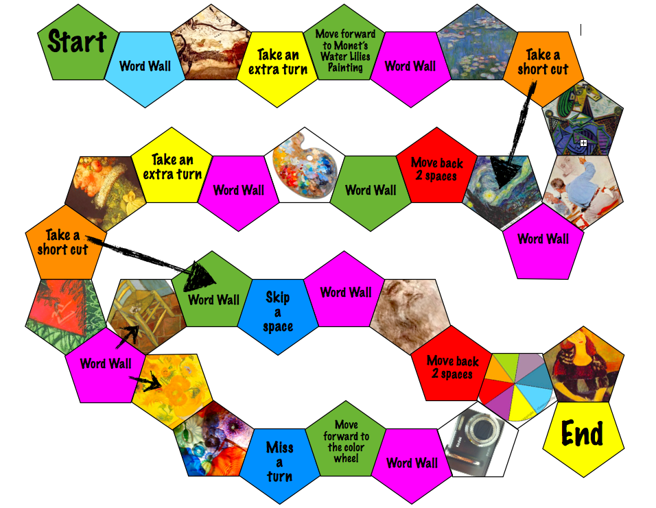 PAGESArtProjects ThinkGymInformation\/Gifs: BOARD GAME