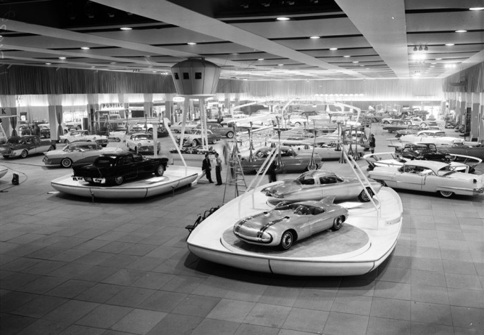 Speedboys motorama 1956 general motors for L and m motors athens tn